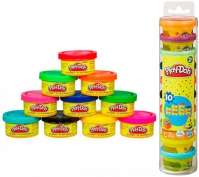Пластилин Hasbro Play-Doh 10цв