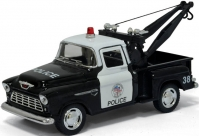 Chevy Srepside Pick-up Police 1:32