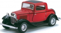 Ford 3-Window Coupe 1:34